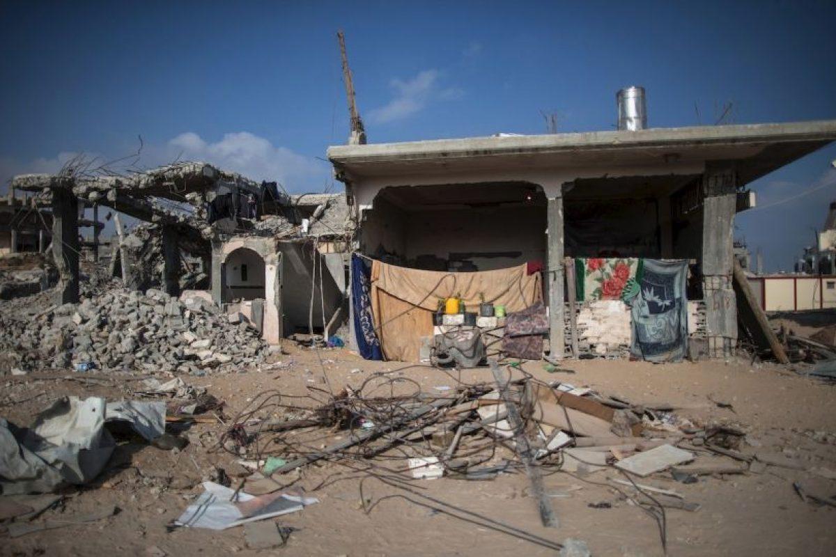 Cerca de 20 mil viviendas quedaron totalmente destruidas Foto:Getty Images. Imagen Por: