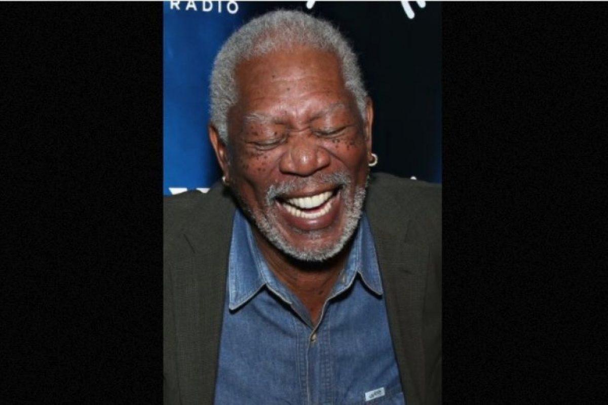 Morgan Freeman Foto:Getty Images. Imagen Por: