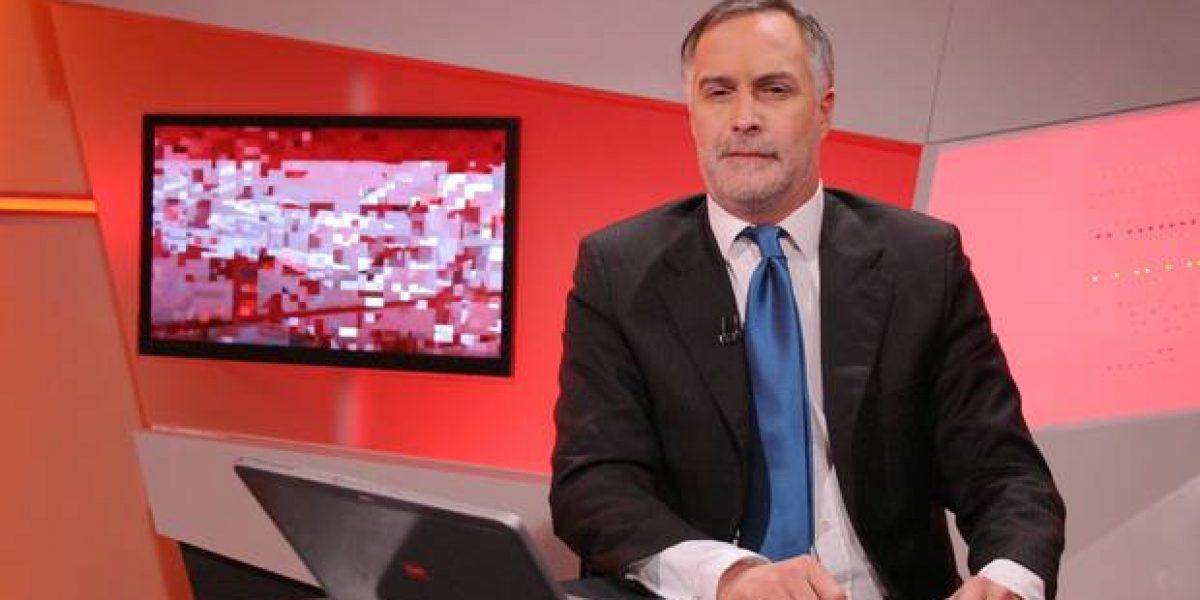 La emotiva despedida con que Juan José Lavín dejó TVN