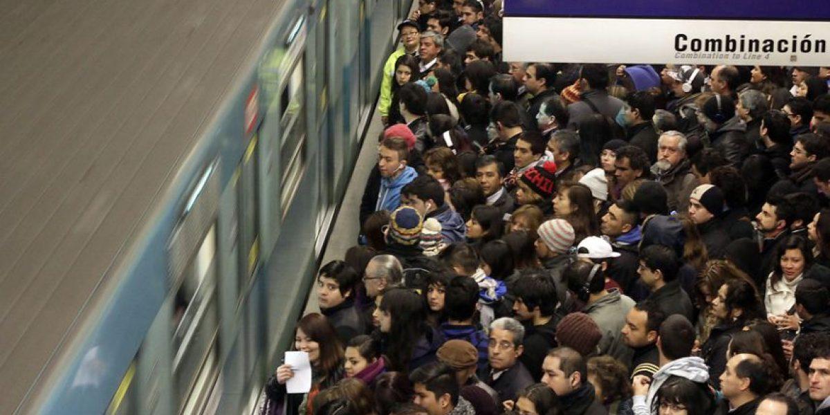 Metro suspende servicio en Línea 4 por procedimiento policial
