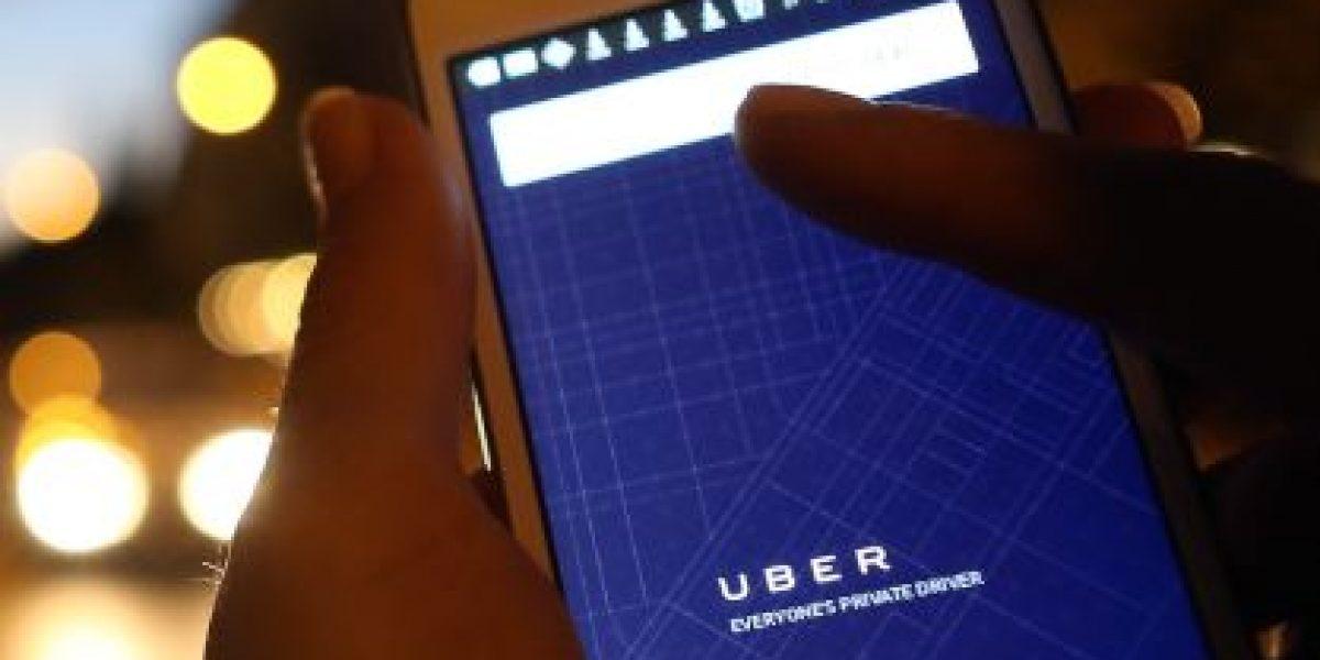 Viajar en Uber es posible aunque no tengan saldo en su tarjeta bancaria