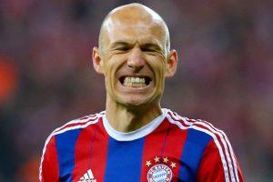 El atacante holandés del Bayern Munich sufrió una lesión muscular hace varias semanas y podrá volver a las canchas hasta mediados del mes de octubre. Foto:Getty Images. Imagen Por: