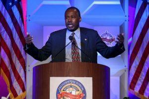 Forma parte de los precandidatos del Partido Republicano. Foto:Getty Images. Imagen Por: