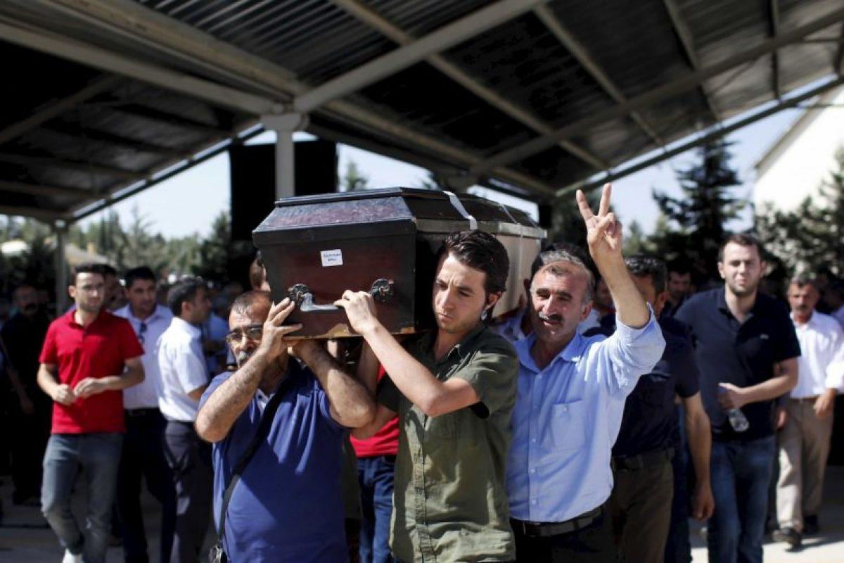 Existen grupos luchando contra el gobierno de Bashar Al Assad Foto:Getty Images. Imagen Por: