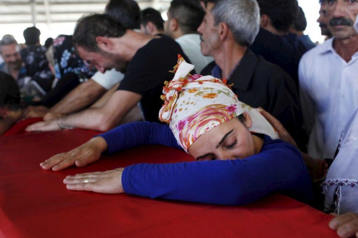 Desde 2011, Siria vive en el centro de la violencia Foto:Getty Images. Imagen Por: