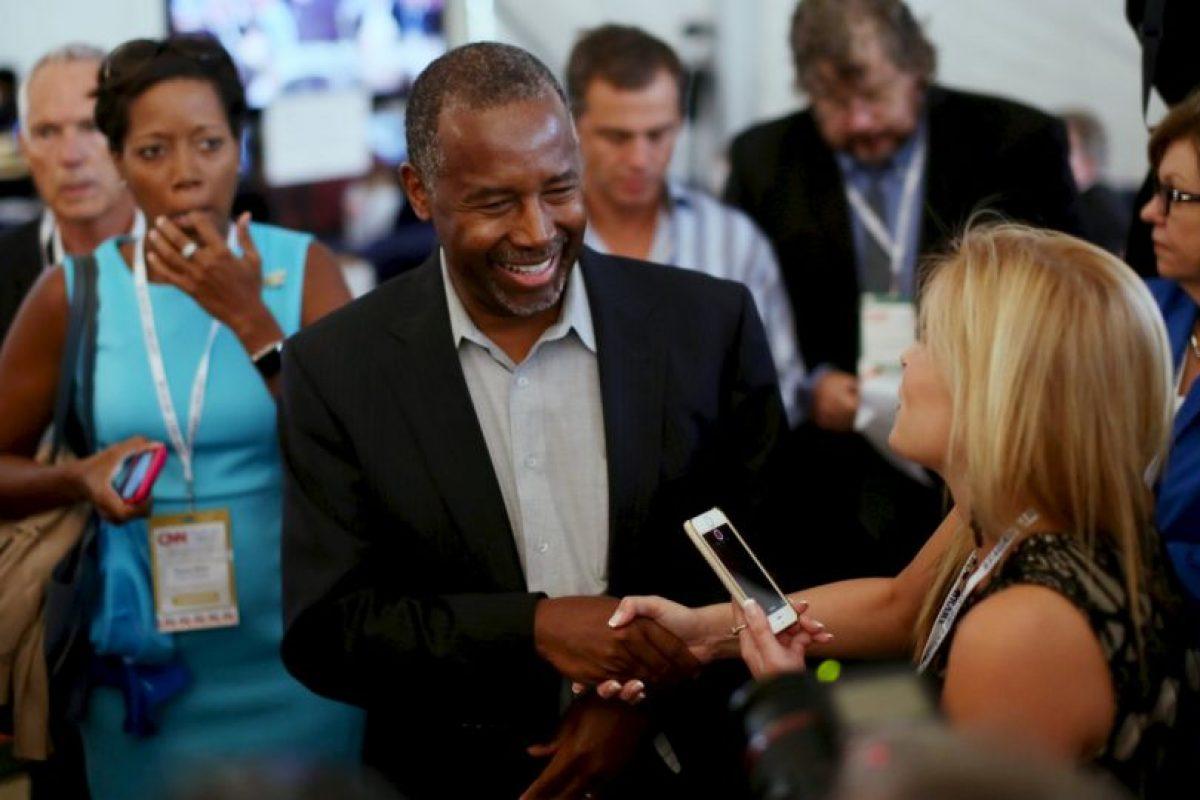 Ahora político interesado en la candidatura de Estados Unidos para el 2016. Foto:Getty Images. Imagen Por: