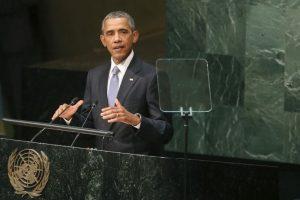 Como primer ponente fue el presidente de Estados Unidos, Barack Obama. Foto:Getty Images. Imagen Por: