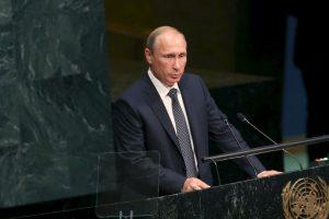 Por su parte, Vladimir Putin aseguró que la mejor opción es apoyar al líder regente. Foto:Getty Images. Imagen Por: