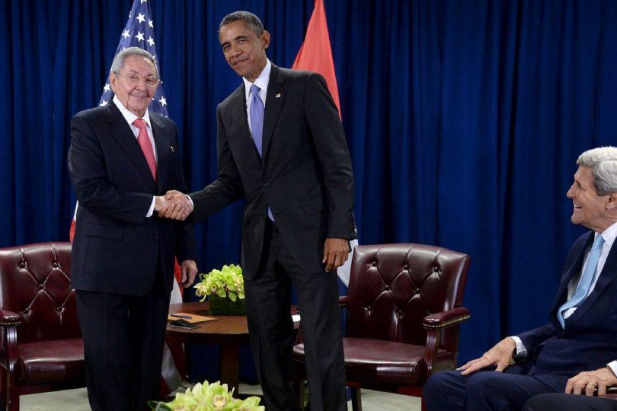 Sostuvieron un encuentro privado Foto:Getty Images. Imagen Por:
