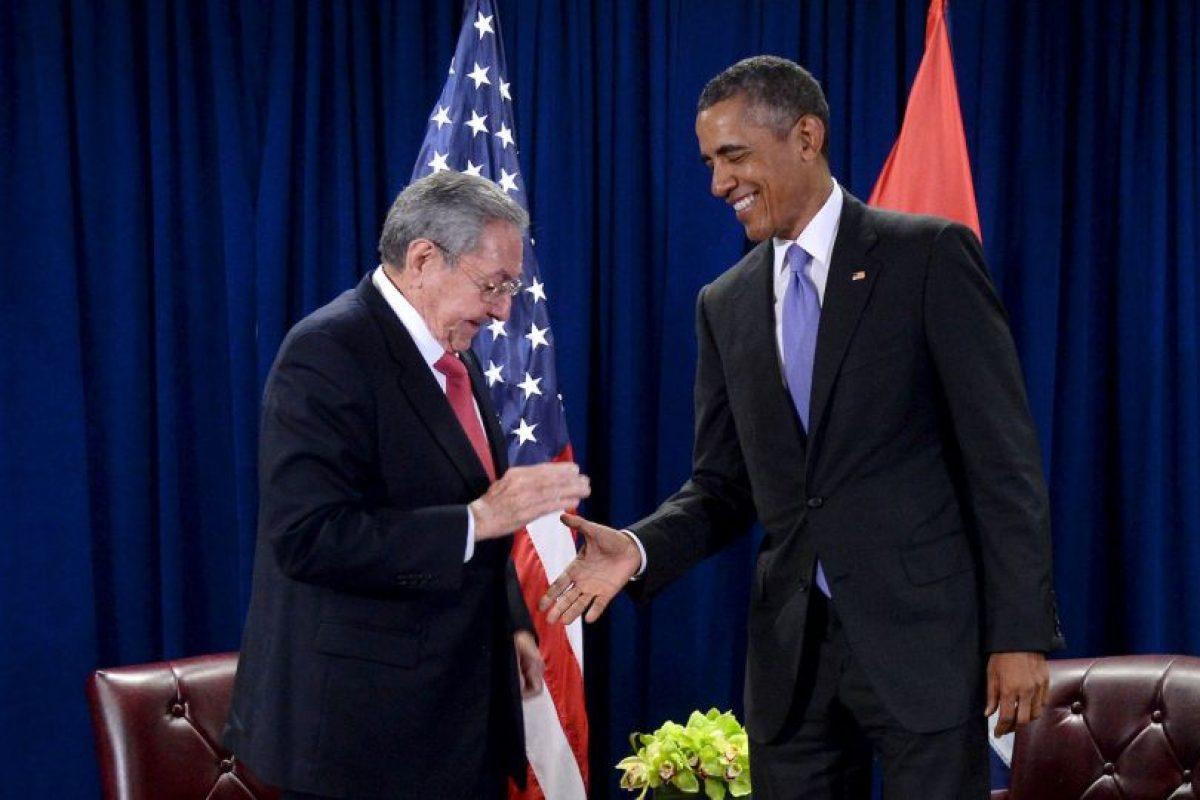 Ambos presidentes se encuentran en Nueva York, en el marco de la 70ª Asamblea General de las Naciones Unidas Foto:Getty Images. Imagen Por: