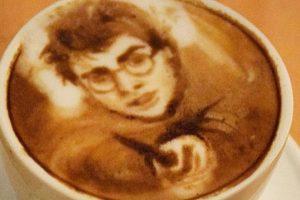 Harry Potter Foto:Vía Instagram @baristart. Imagen Por: