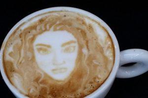 Lorde Foto:Vía Instagram @baristart. Imagen Por: