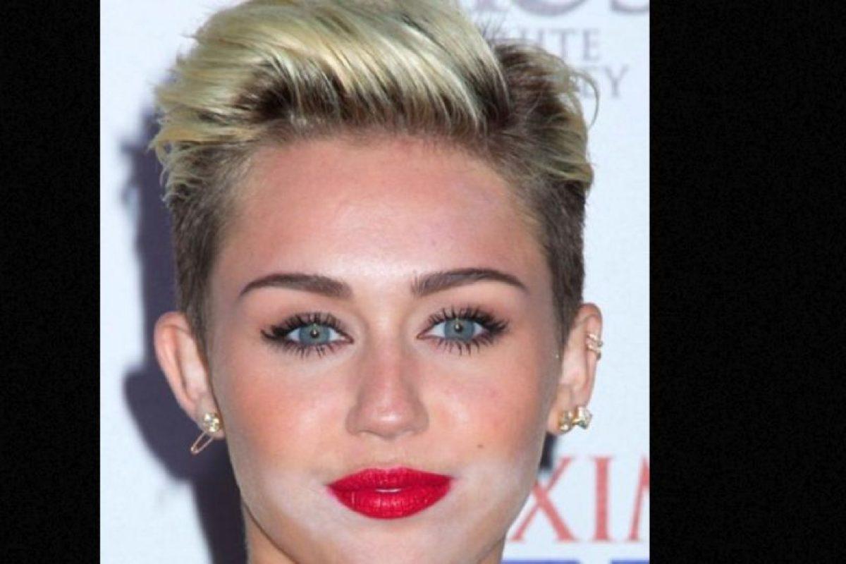 Miley Cyrus Foto:vía Getty Images. Imagen Por: