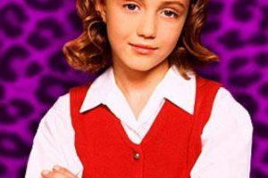 Madeline Zima, quien la interpretó duró en la serie hasta que terminó. Creció ahí. Fue en 1999. Foto:vía CBS. Imagen Por: