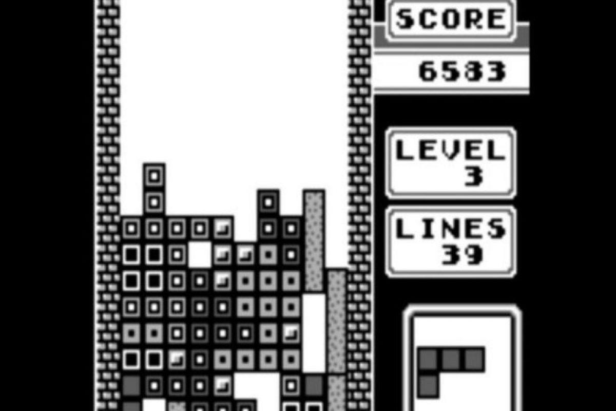 Tetris (1989). Un clásico atemporal. Foto:vía Frais Frais. Imagen Por: