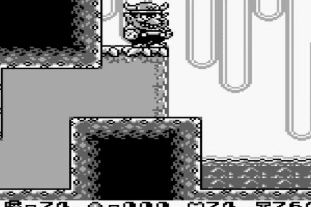 """Wario Land: Supermario Land 3 (1994). En aquella época, """"Wario"""" era un personaje nuevo y tenía poderes increíbles. Foto:vía Press the Buttons. Imagen Por:"""