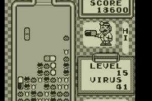 """Dr. Mario (1991). Como """"Tetris"""" pero ordenando píldoras. Foto:vía Nintendo. Imagen Por:"""