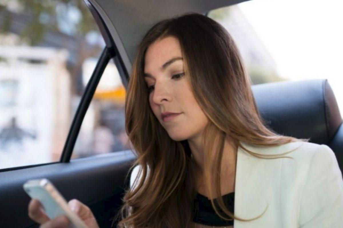 9- Porque atiende a un público diferente al de los taxis y con necesidades específicas Foto:Uber. Imagen Por: