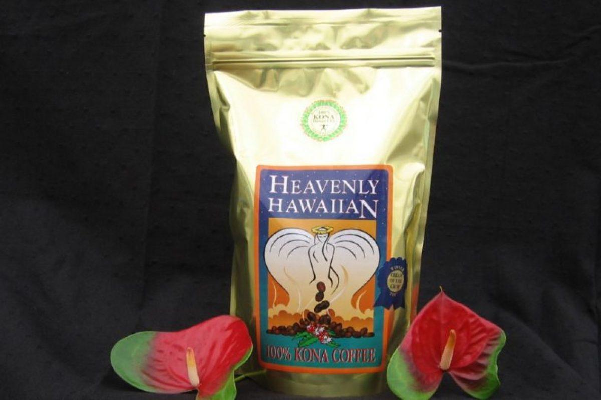 El café Heavenly Hawaiian cuesta 24. Foto:vía Heavenly Hawaiian. Imagen Por: