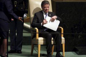 Juan Manuel Santos, presidente de Colombia Foto:AP. Imagen Por: