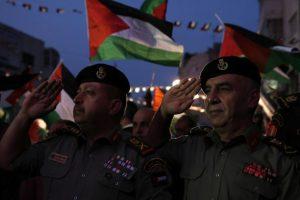 """""""Palestina merece un reconocimiento y una membresía plena"""", dijo Abás Foto:AFP. Imagen Por:"""