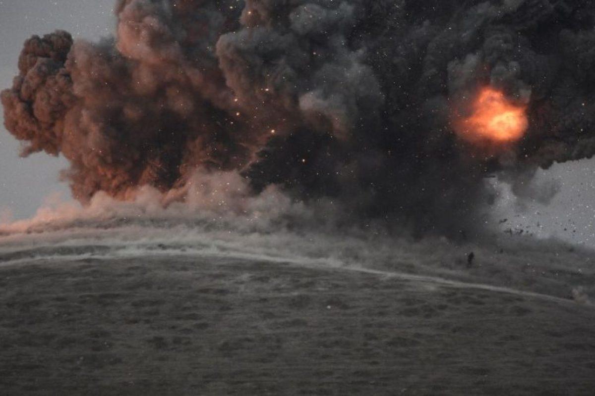 El tema es que ha establecido una estrategia de bombardeos y eso, de alguna otra manera, ha tenido consecuencias colaterales Foto:Getty Images. Imagen Por: