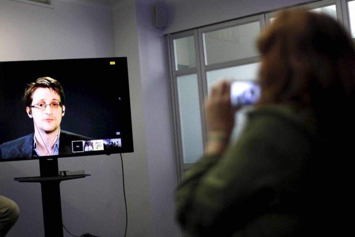 Actualmente el exanalista se encuentra refugiado en Rusia. Foto:AFP. Imagen Por:
