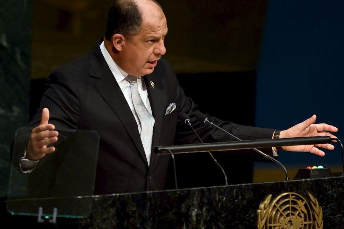 """""""Desde 1946, el proceso para seleccionar a quien ocupa el puesto más importante en la comunidad internacional ha quedado en la opacidad"""", expresó en el pleno de la Asamblea. Foto:AFP. Imagen Por:"""