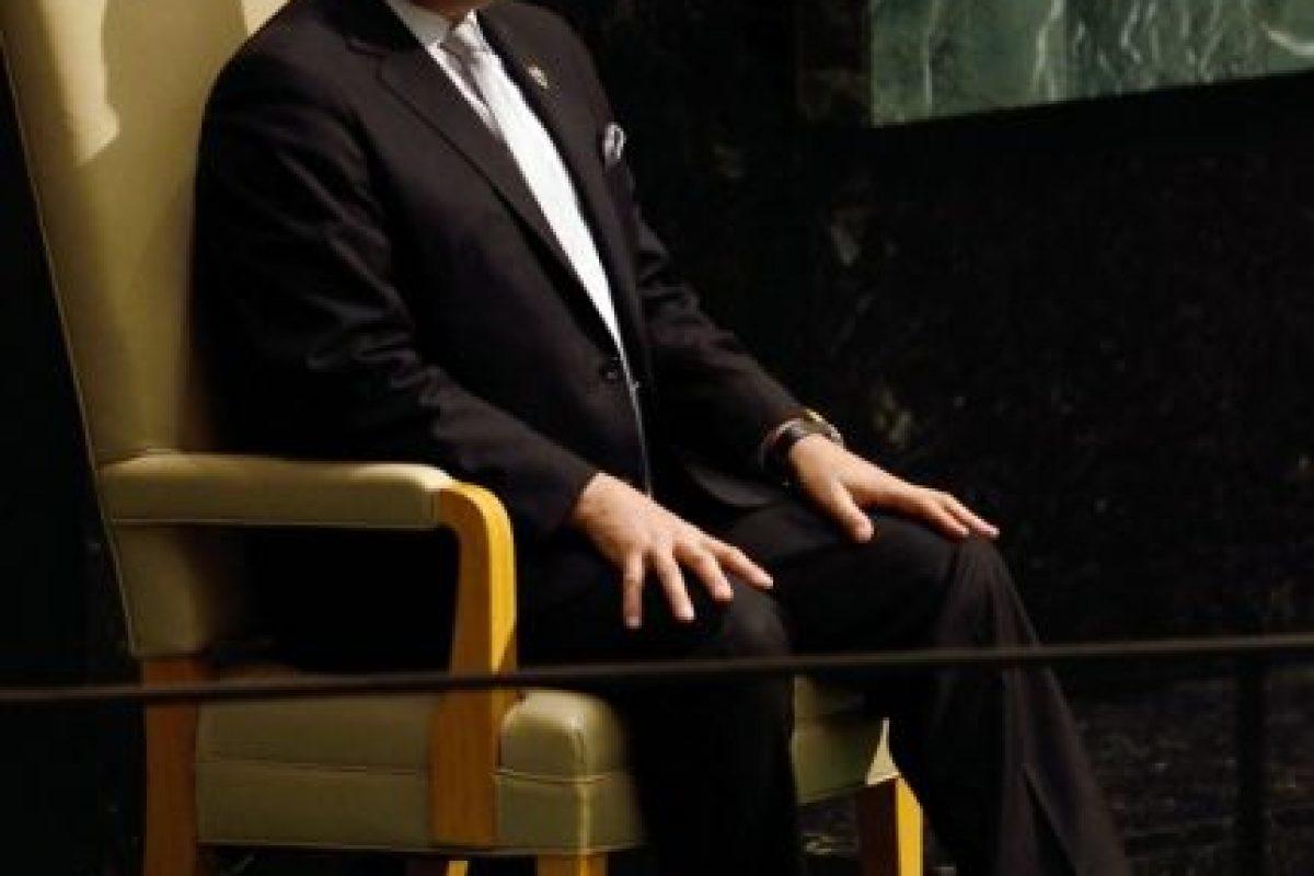 Juan Carlos Varela – Presidente de Panamá Foto:AFP. Imagen Por: