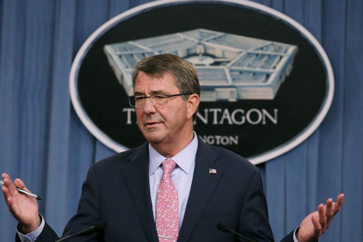 """Debido a estos ataques el Secretario de Defensa de Estados Unidos, Ash Carter los señaló """"equivalentes a echar gasolina al fuego"""". Foto:AFP. Imagen Por:"""
