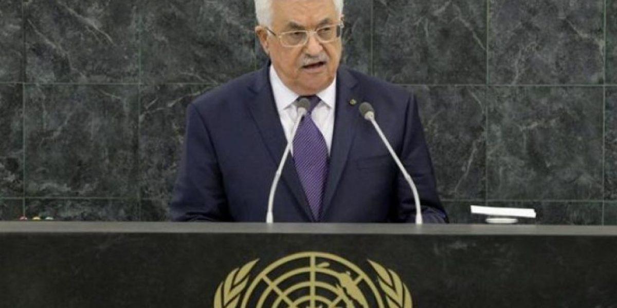 Abás se presentará ante la ONU con bandera palestina ondeando por primera vez