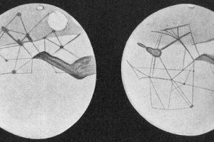 Canales Lowell.A partir de 1877 y durante décadas se mantuvo que en Marte había canales construidos por marcianos. Foto:Foto reproducida. Imagen Por: