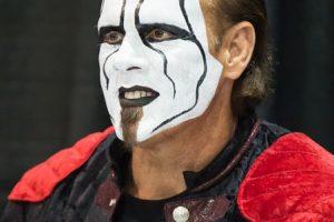 Sting es un luchador estadounidense de 56 años que participa en la WWE. Foto:Getty Images. Imagen Por: