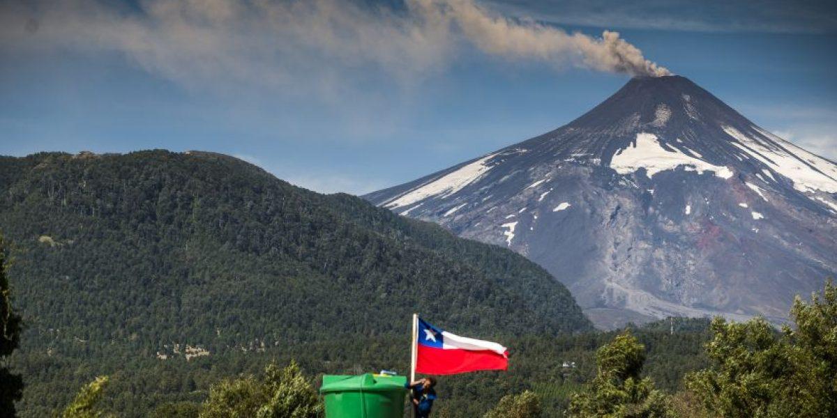 Hallan muerto a chileno desaparecido en volcán Villarrica