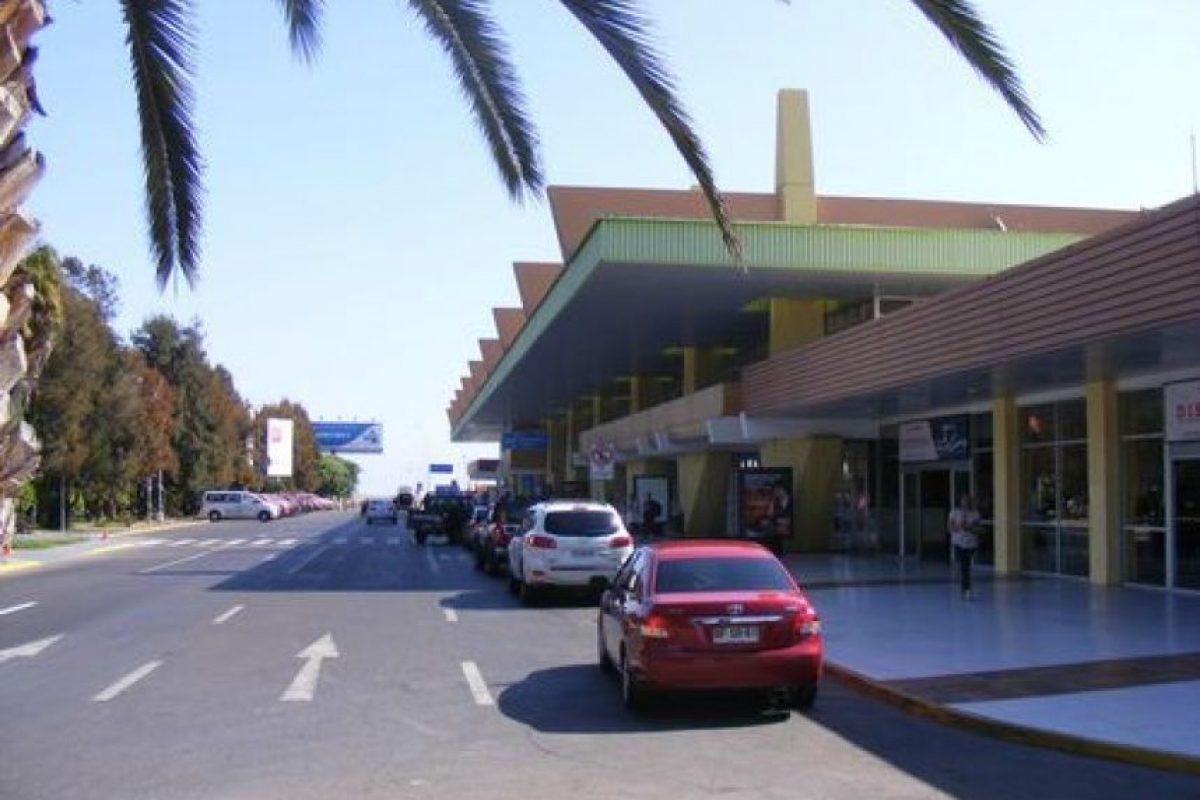 Foto:Reproducción / aeropuertoantofagasta.cl. Imagen Por:
