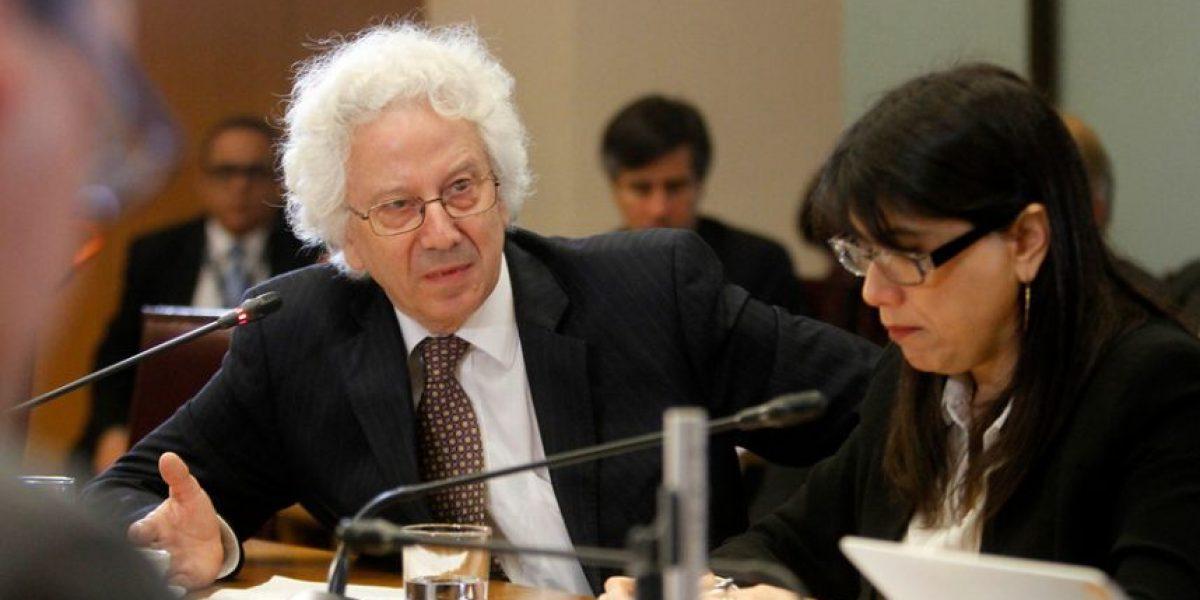 Senado aprueba incorporación de ministro Jorge Dahm a Corte Suprema