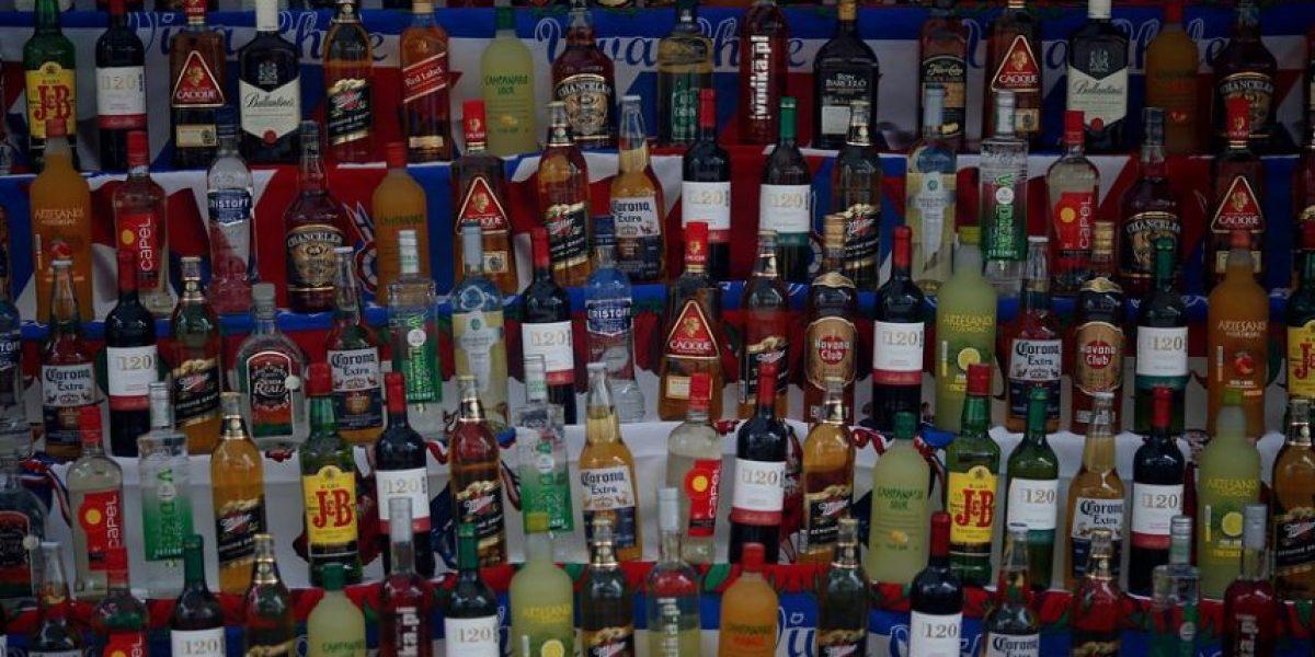 Senado aprueba prohibir la venta de alcoholes en bombas bencineras
