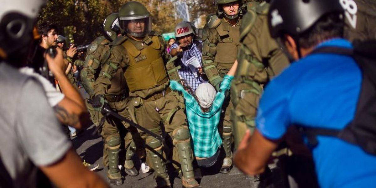Relator ONU pide a Chile terminar con