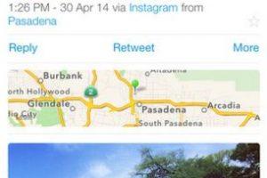 De esta forma se ven los tuits que tienen contenido multimedia. Foto:Echofon. Imagen Por:
