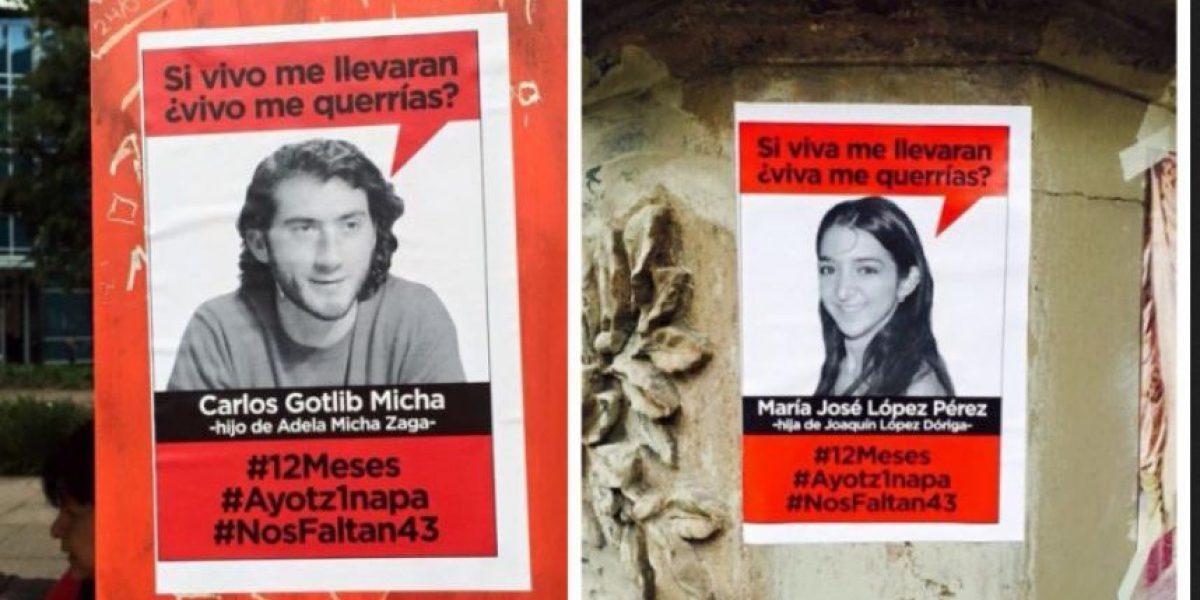 ¿Y si se tratara de tus hijos?, preguntan a Peña Nieto en México