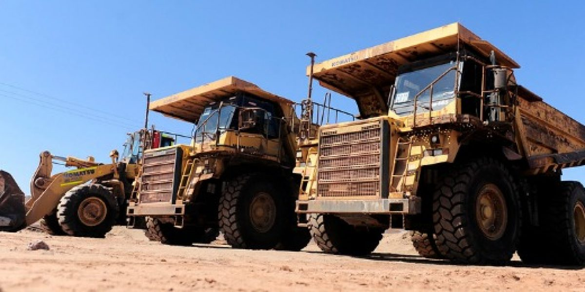Producción industrial registra retroceso de 5,2% en agosto