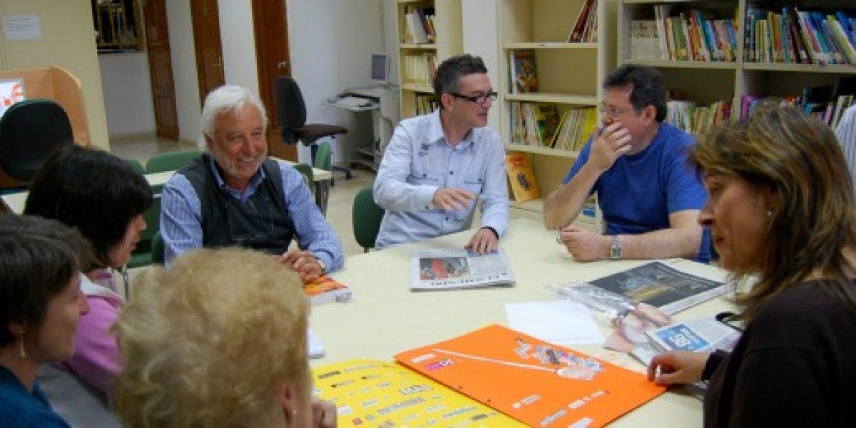 Trabajadores y pensionados concursarán en taller literario