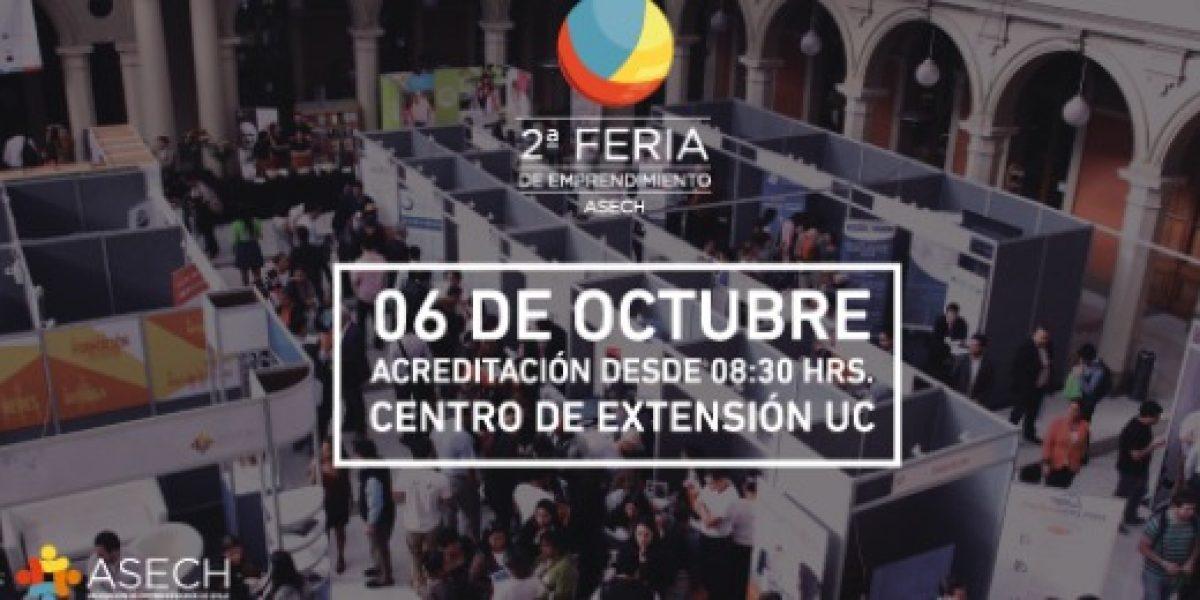 Feria de Emprendimiento tendrá más de 35 actividades para emprendedores