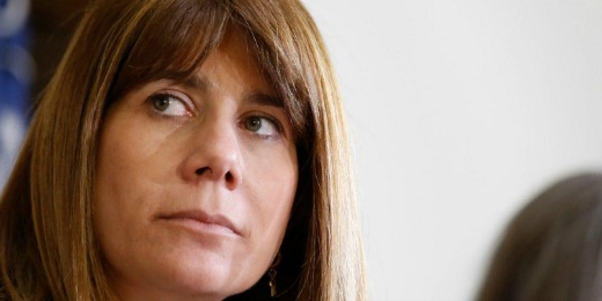 """Ministra Rincón: """"El desempleo, pese a los agoreros, no ha aumentado"""