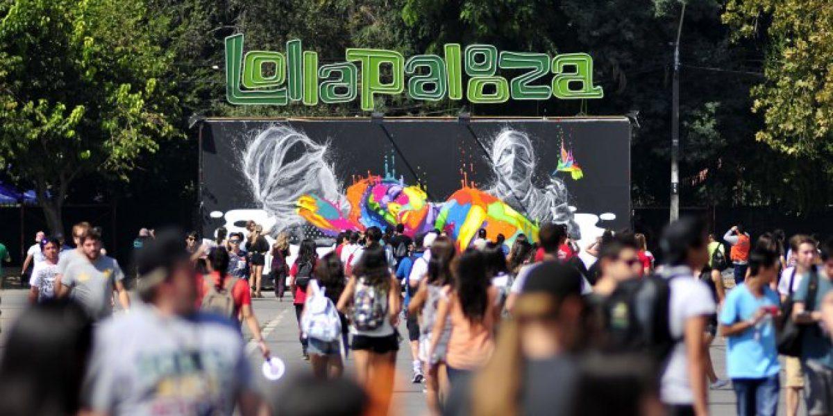 Lollapalooza Chile anunciará sus primeros artistas el próximo martes