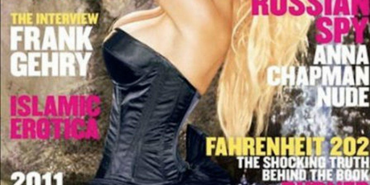 Pamela Anderson relató su experiencia sexual dentro de la mansión de