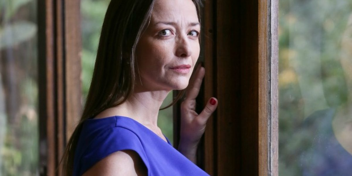 El emotivo homenaje público de Consuelo Saavedra a Juan José Lavin
