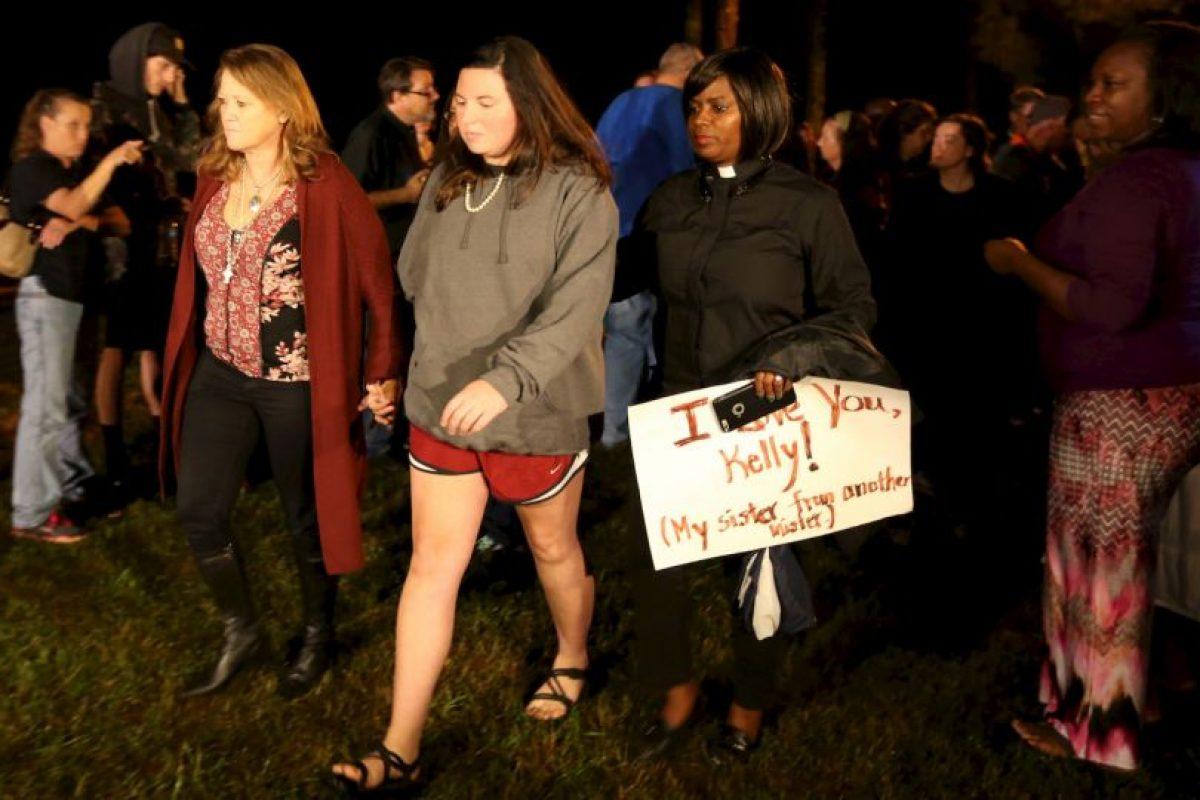 """De acuerdo a su abogado, """"Kelly tuvo una gran transformación"""". Foto:AP. Imagen Por:"""