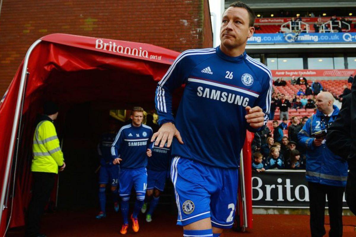 Como capitán del Chelsea de Inglaterra, John Terry ha tenido una carrera destacada, pero fuera de las canchas, los escándalos han empañado su trayectoria. Aquí recordamos algunos de ellos. Foto:Getty Images. Imagen Por: