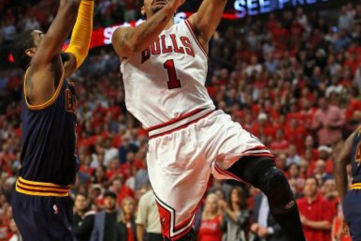 Es uno de los mejores basquetbolistas de la NBA de la actualidad Foto:Getty Images. Imagen Por: